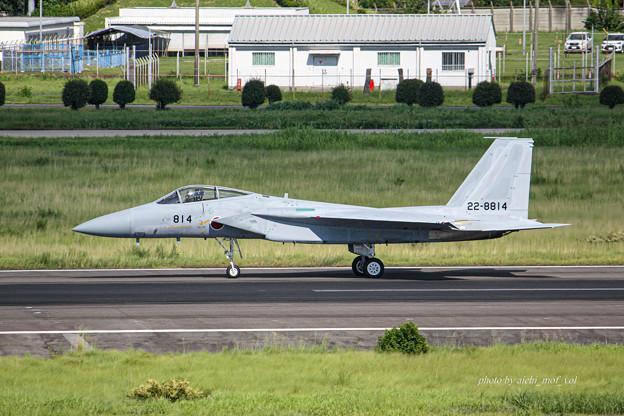航空自衛隊 F-15J 戦闘機 22-8814 IMG_6703-2