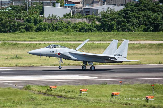 航空自衛隊 F-15J 戦闘機 52-8848 IMG_6555-2