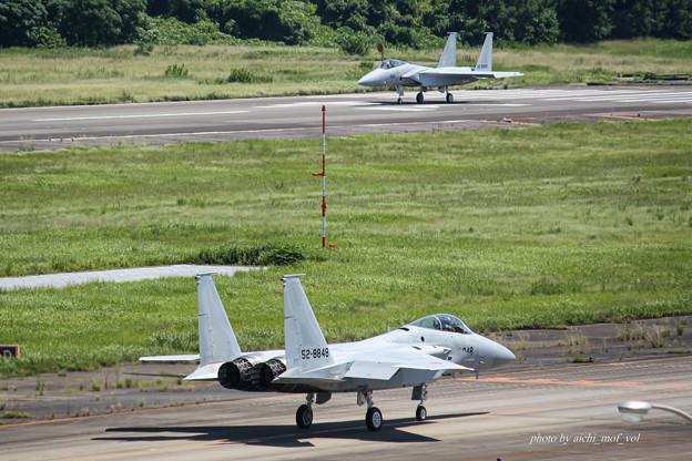 航空自衛隊 F-15J 戦闘機 52-8848 IMG_6480-2