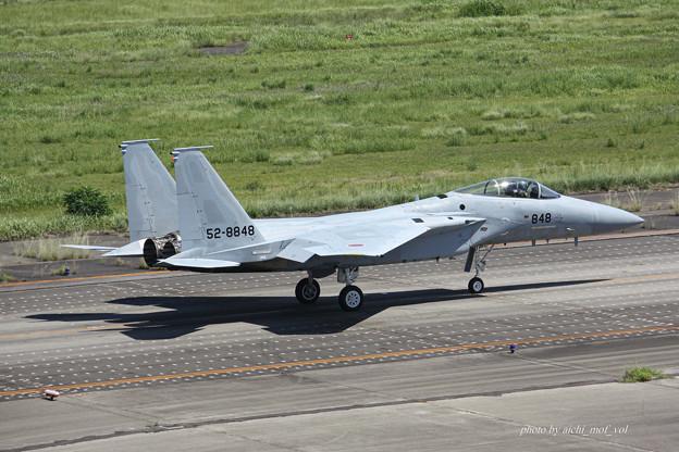 航空自衛隊 F-15J 戦闘機 52-8848 IMG_6478-2