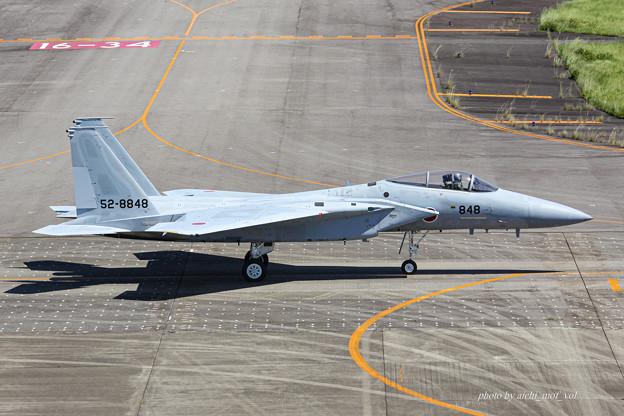 航空自衛隊 F-15J 戦闘機 52-8848 IMG_6476-2