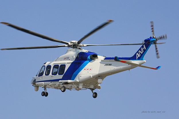 オールニッポンヘリコプター アグスタウェストランド AW139 JA92NH IMG_6189-2