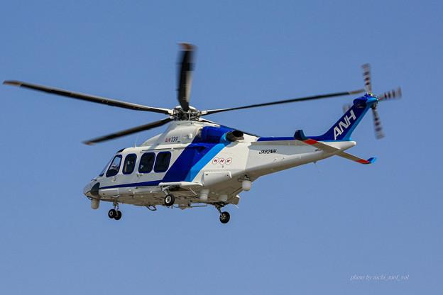 オールニッポンヘリコプター アグスタウェストランド AW139 JA92NH IMG_6188-2