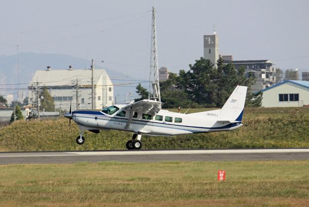 共立航空撮影 セスナ208A キャラバン675 JA889J IMG_6255_2
