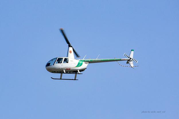 セコインターナショナル Robinson R44 Raven II JA44BT IMG_6232-2
