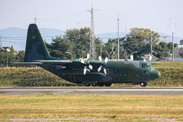 航空自衛隊 第1輸送飛行隊 第401飛行隊 C-130H 35-1071 IMG_6155-2