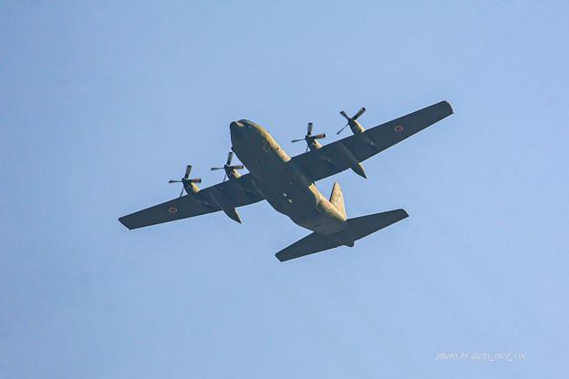 航空自衛隊 第1輸送飛行隊 第401飛行隊 C-130H 35-1071 IMG_6217-2