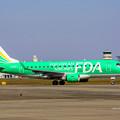 Photos: FDA フジドリームエアラインズ JA04FJ グリーン ERJ-170 IMG_6212_2-2