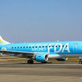 Photos: FDA フジドリームエアラインズ JA02FJ ライトブルー ERJ-170 IMG_6251-2