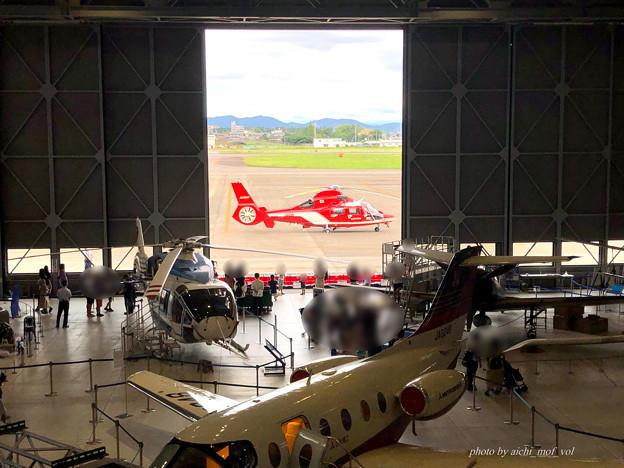 名古屋市消防航空隊「ひでよし」実機展示イベント IMG_0542-3