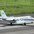 中日本航空 セスナ560 サイテーションV JA118N メディカルウィング IMG_6956-3