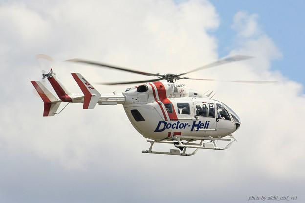 セントラルヘリコプターサービス Kawasaki BK117C-2 JA6927 IMG_7324-2