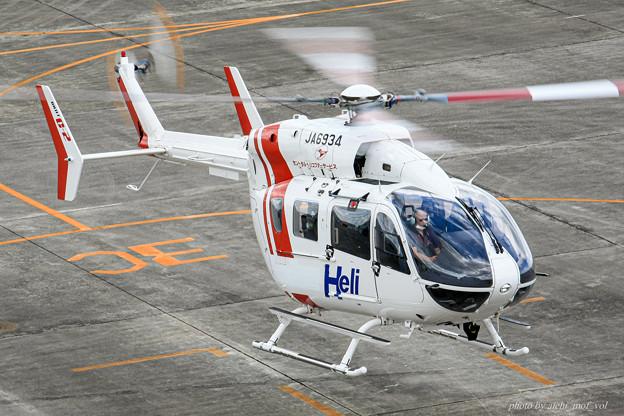 セントラルヘリコプターサービス Kawasaki BK117C-2 JA6934 IMG_7522-2