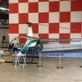 セコインターナショナル ロビンソン R22 Beta 展示機 IMG_0713-2