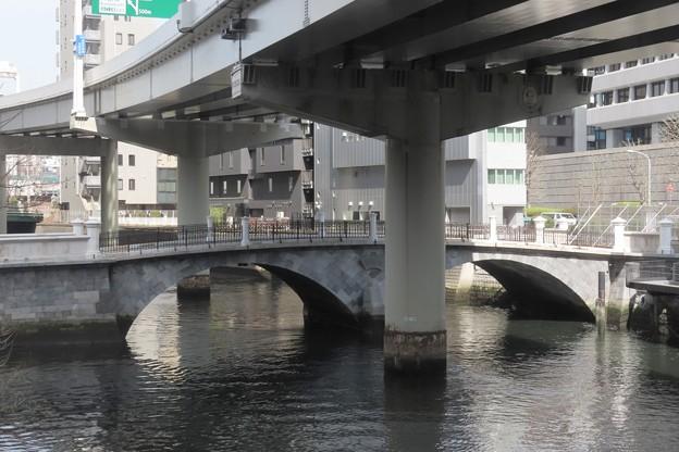 改修完了・常盤橋