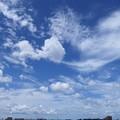 Photos: 夏至の空