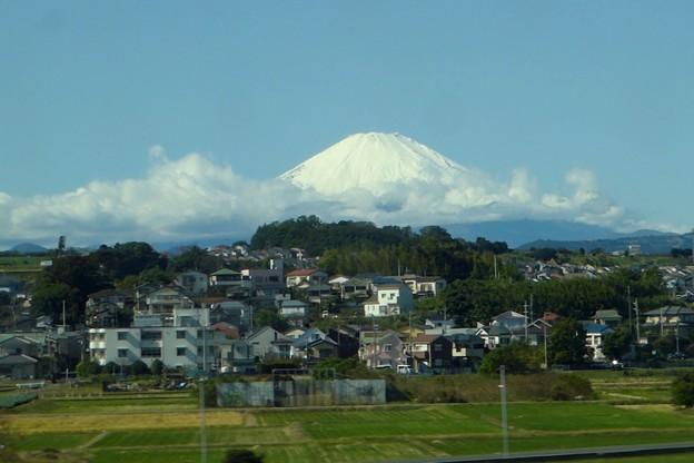 富士雪化粧20211026