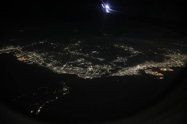 淡路島の夜