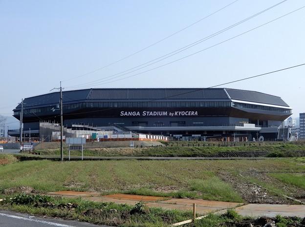 京都サンガのスタジアム