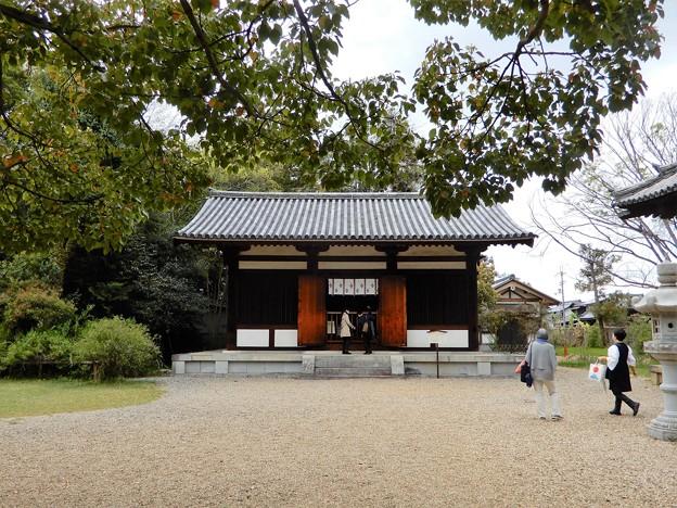 海龍王寺 (1)・西金堂