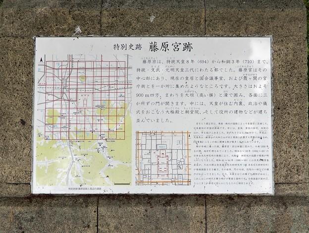 06藤原宮跡説明碑