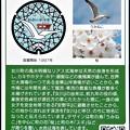 05宮城県牡鹿郡女川町のマンホールカード (2)
