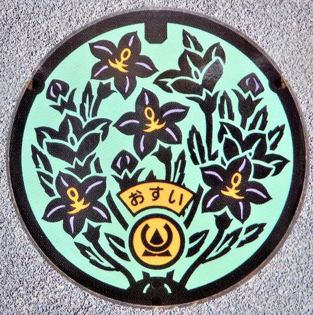 981-3600宮城県黒川郡大衡村のマンホール
