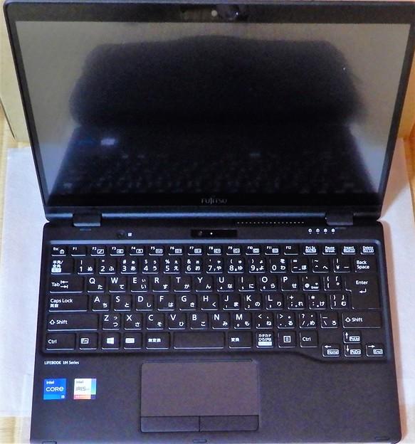 新しいノートパソコン (2)