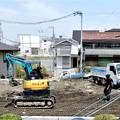 Photos: 20210430隣地工事