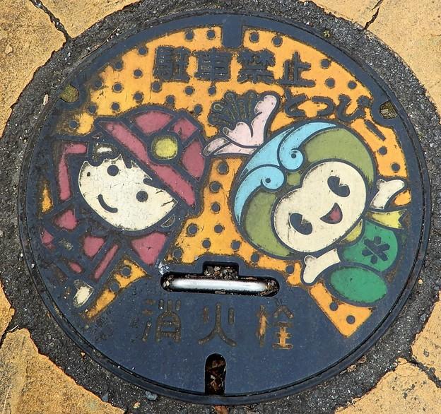 584-0000富田林市の消火栓