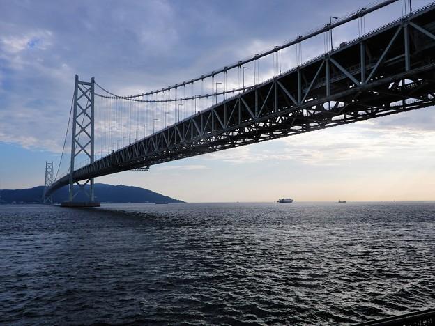 757明石海峡大橋 (1)