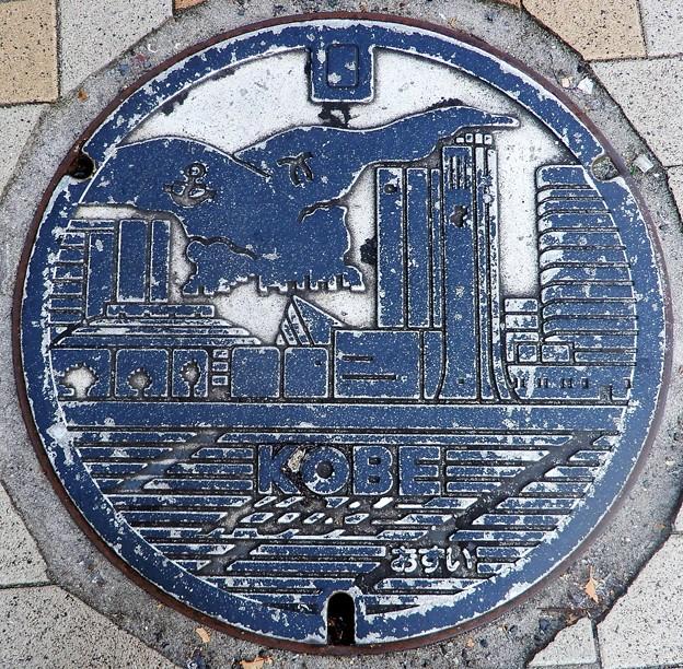 650-0000神戸市のマンホール (1)