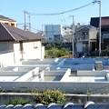 Photos: 20210805隣地工事(基礎工事完成)