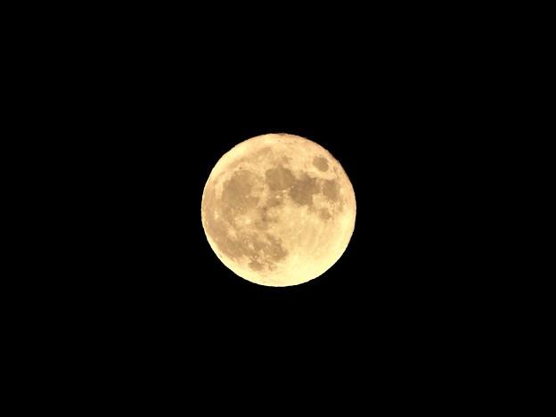 Photos: 2021年9月21日中秋の名月