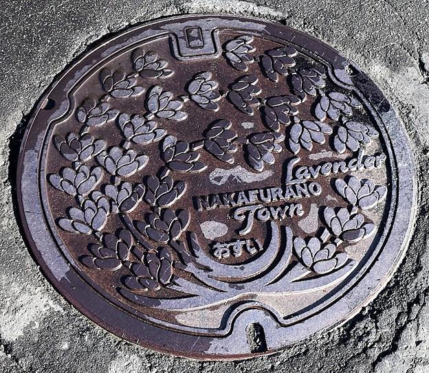 071-0795北海道空知郡中富良野町のマンホール