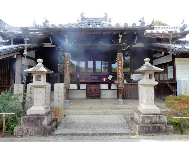東照閣仏舎利殿(あごなし地蔵堂)