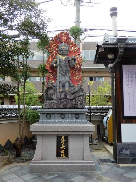 道了大権現石仏像 (1)