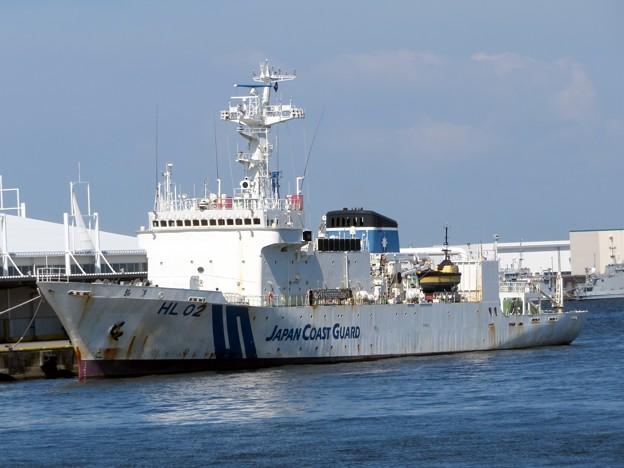 596 海上保安庁 海洋情報部 測量船 拓洋