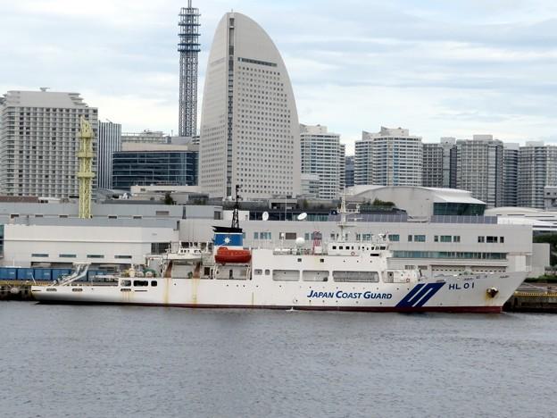 592 海上保安庁 海洋情報部 測量船 昭洋