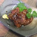 Photos: 肉の皿