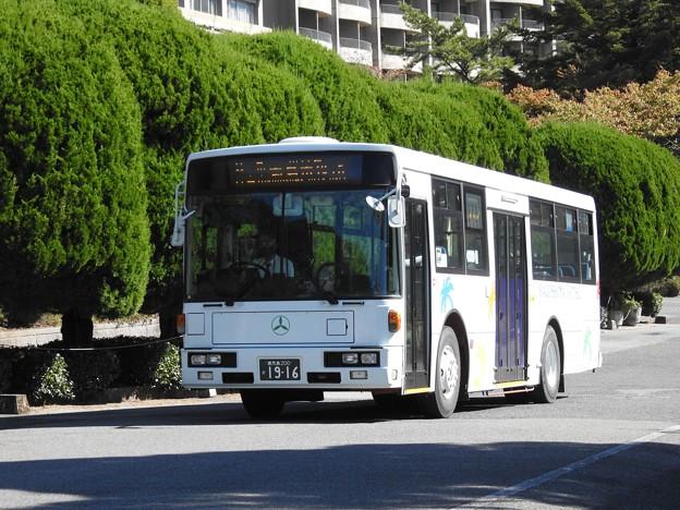 1916号車(元西武バス)
