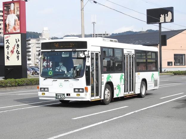 1455号車(元京成バス)