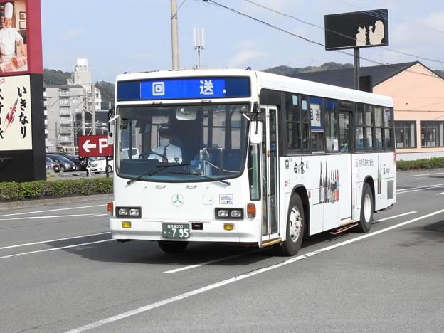 795号車(元国際興業バス)