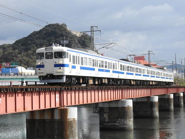 【JR九州】415系 Fk520