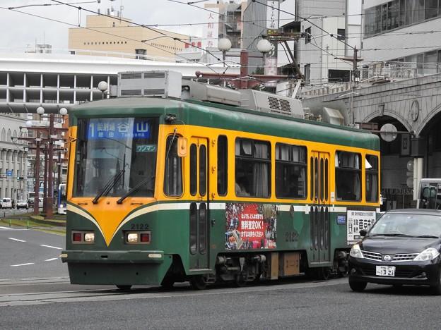 【鹿児島市電】2120形 2122号車
