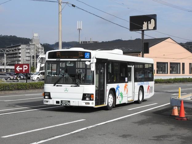 〔再投稿〕2259号車(元東武バス)