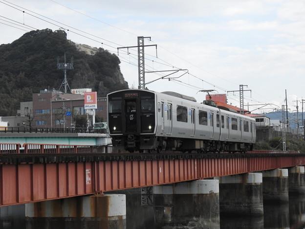 〔再投稿〕【JR九州】817系 Vk002