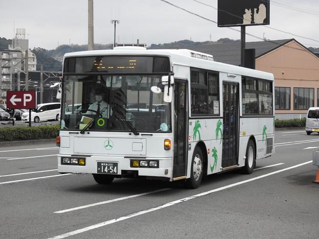 1454号車(元京成バス)