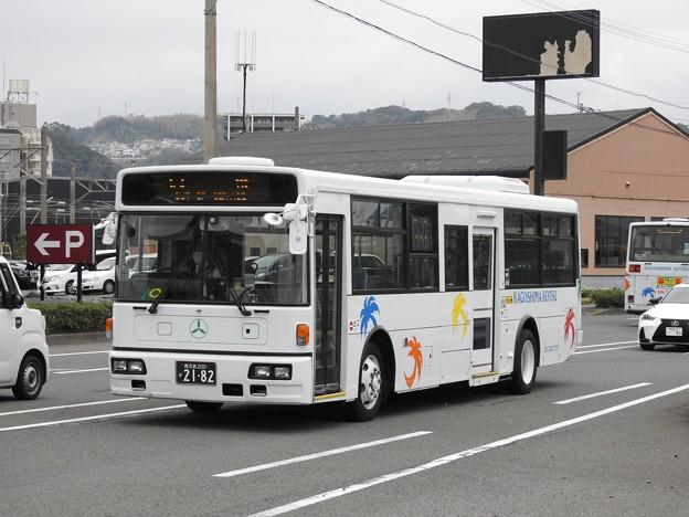 Photos: 2182号車(元京王バス)