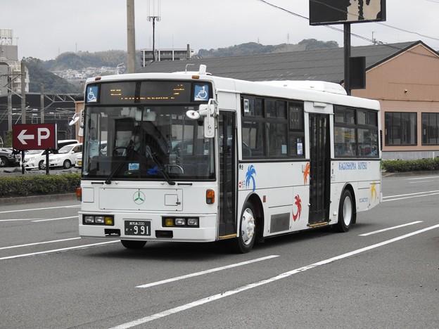 991号車(元京王バス)